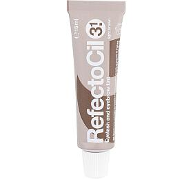 Péče o řasy a obočí RefectoCil Eyelash And Eyebrow Tint, 15 ml, odstín 3.1 Light Brown - Refectocil