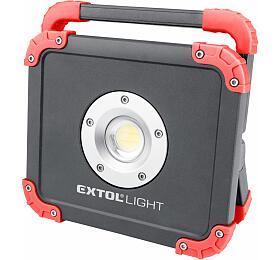 Reflector LED nabíjecí s powerbankou, 2000lm EXTOL-LIGHT - EXTOL