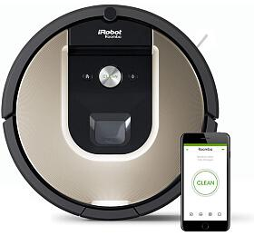 Robotický vysavač iRobot Roomba 976 - iRobot