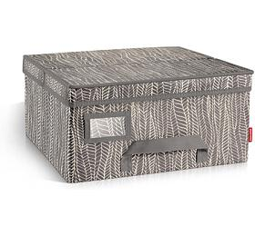 Krabice na oděvy Tescoma FANCY HOME 40 x 35 x 20 cm, cappuccino - Tescoma