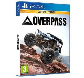 PS4 - Overpass D1 edition - Ubisoft