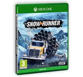 XONE - SnowRunner - Ubisoft