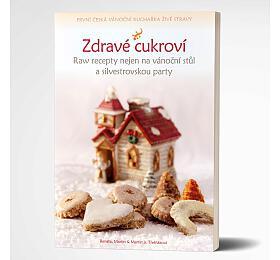 Kniha Zdravé cukroví - OEM