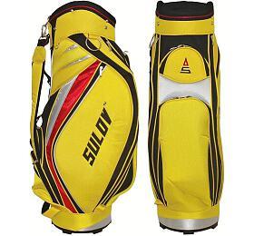 Cart bag SULOV RULYT, žlutý - Rulyt