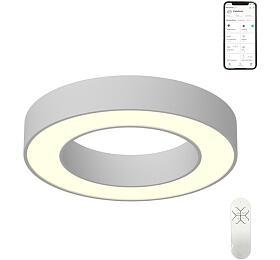 Immax NEO PASTEL Smart stropní svítidlo 60cm, 52W bílé Zigbee 3.0 - IMMAX