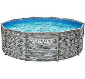 Marimex bazén Florida 3,05x0,91 m KÁMEN bez příslušenství (10340245) - Marimex