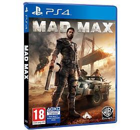 HRA PS4 Mad Max PS HITS - WARNER BROS