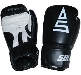 Box rukavice SULOV PVC, 6oz, černé - Sulov