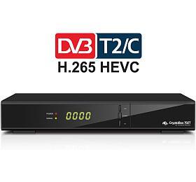 AB CryptoBox 702T HD 10 + 1 ZDARMA (AB CR 702T HD) - AB-COM