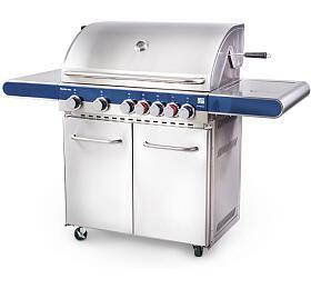 Plynový gril G21 Florida BBQ Premium line, 7 hořáků + zdarma redukční ventil - G21