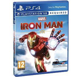 PS4 VR - Marvel's Iron Man VR (PS719942900) - Sony