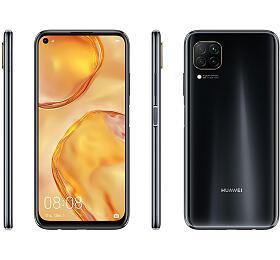 Mobilní telefon Huawei P40 Lite 4G 6GB/128GB, Midnight Black - HUAWEI