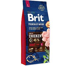 Brit Premium Dog by Nature Adult L 15kg - Brit Premium