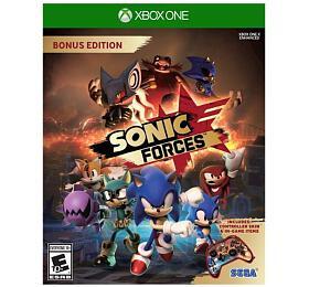 XOne - Sonic Forces - Sega