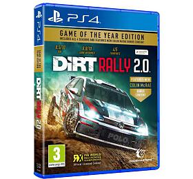 PS4 - DiRT 2.0 GOTY edition - Ubisoft