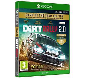 XONE - DiRT 2.0 GOTY edition - Ubisoft