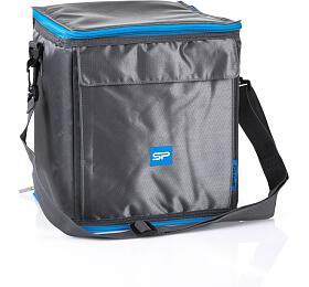 Spokey ICECUBE 4 Termo taška s chladícím gelem ve stěnách 12 l - Spokey