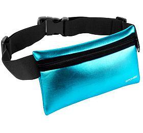 Spokey HIPS BAG Sportovní ledvinka modrá - Spokey