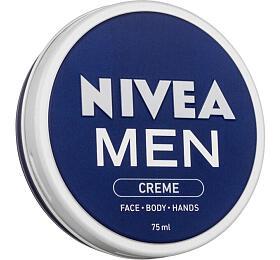 Denní pleťový krém Nivea Men Creme, 75 ml - Nivea