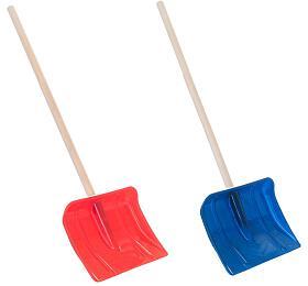 Lopata Hrablo 87cm dřevo/plast 2 barvy - Teddies