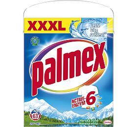 Prací prostředek Palmex Color 4,1kg 63dávek BOX - Ostatní
