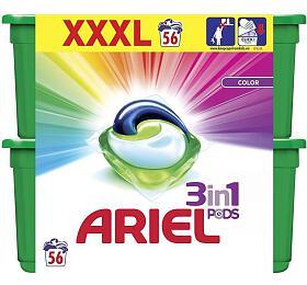 Prací kapsle Ariel Color 56ks - Ariel