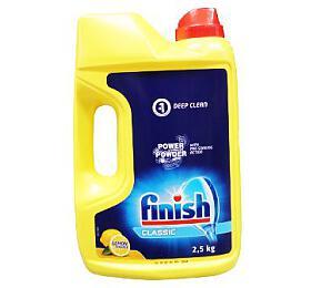 Prášek do myčky Finish Powder lemon 2,5kg - Finish