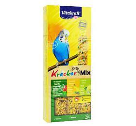 Vitakraft Bird Kräcker Andulka fig/sesam/kiwi tyč 3ks - Vitakraft