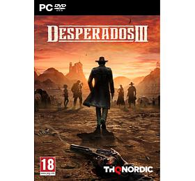 PC - Desperados 3 - Ubisoft
