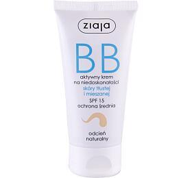 BB krém Ziaja BB Cream, 50 ml, odstín Natural (SPF15) - Ziaja