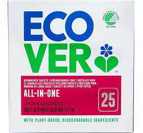 ECOVER tablety do myčky All in One 500 g - Ecover