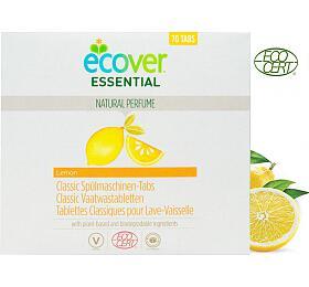 ECOVER tablety do myčky Classic Citron 1,4 kg ECOCERT - Ecover
