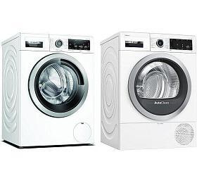 SET Pračka Bosch WAX28MH0BY + Sušička Bosch WTX87M90BY - Bosch