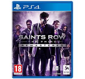 PS4 - Saints Row: The Third - Remastered - Ubisoft