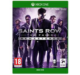 XONE - Saints Row: The Third - Remastered - Ubisoft