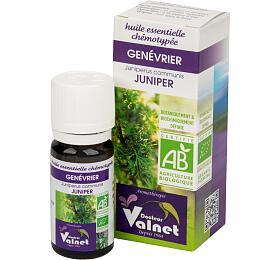 Éterický olej jalovec 10 ml BIO DOCTEUR VALNET - Docteur Valnet