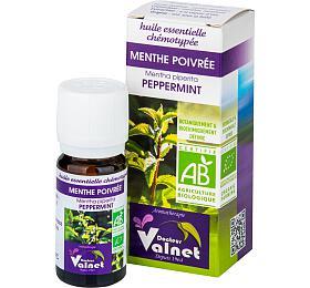 Éterický olej máta peprná 10 ml BIO DOCTEUR VALNET - Docteur Valnet