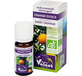 Éterický olej pomeranč 10 ml BIO DOCTEUR VALNET - Docteur Valnet