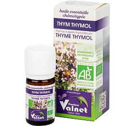 Éterický olej tymián 5 ml BIO DOCTEUR VALNET - Docteur Valnet