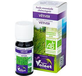 Éterický olej vetiver 10 ml BIO DOCTEUR VALNET - Docteur Valnet