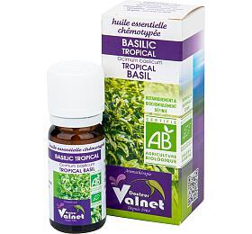 Éterický olej bazalka 10 ml BIO DOCTEUR VALNET - Docteur Valnet