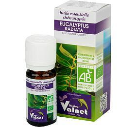 Éterický olej eukalyptus radiata 10 ml BIO DOCTEUR VALNET - Docteur Valnet