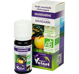 Éterický olej mandarinka 10 ml BIO DOCTEUR VALNET - Docteur Valnet