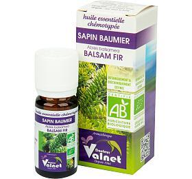 Éterický olej jedle balzámová 10 ml BIO DOCTEUR VALNET - Docteur Valnet