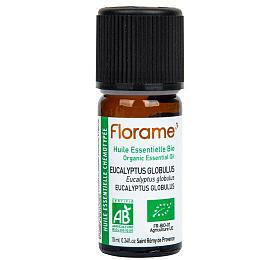 Éterický olej eukalyptus globulus 10 ml BIO FLORAME - Florame