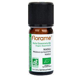 Éterický olej niaouli 10 ml BIO FLORAME - Florame