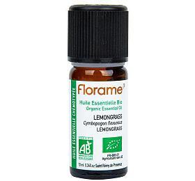 Éterický olej lemongrass 10 ml BIO FLORAME - Florame