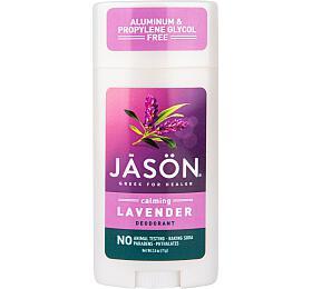 Deodorant tuhý levandule 71 g JASON - Jason