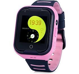 Chytré hodinky CEL-TEC KT11, růžové - CEL-TEC