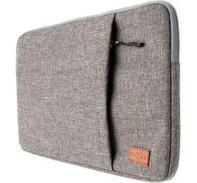FIXED Campus nylonové pouzdro pro tablety a netbooky do 15,6